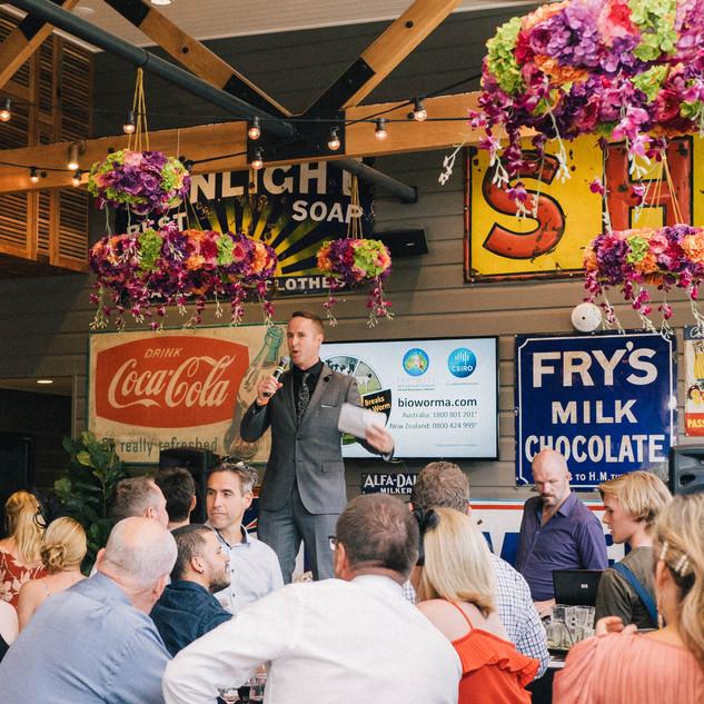 2018 Melbourne Cup Party host - Story bridge hotel