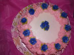 Pastel decorativo de jabón