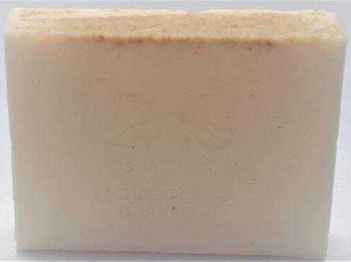 Jabón leche de cabra, miel orgánica y avena