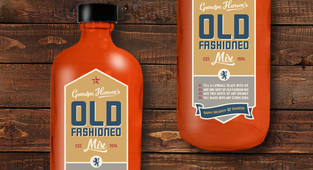 Brandy Old Fashioned Mix