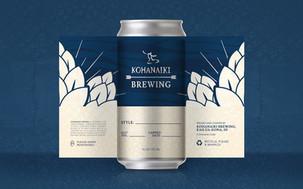 Kohanaiki Brewery Packaging