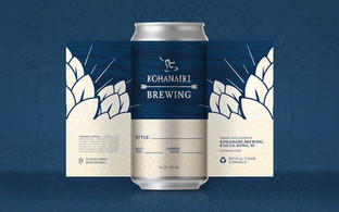 Kohanaiki Brewery Packaging