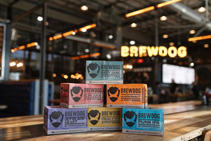 BrewDog USA Packaging