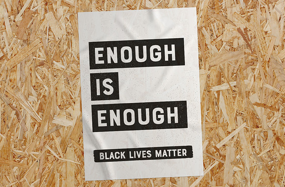 LaHaDesign_BlackLivesMatter_Poster_Enoug