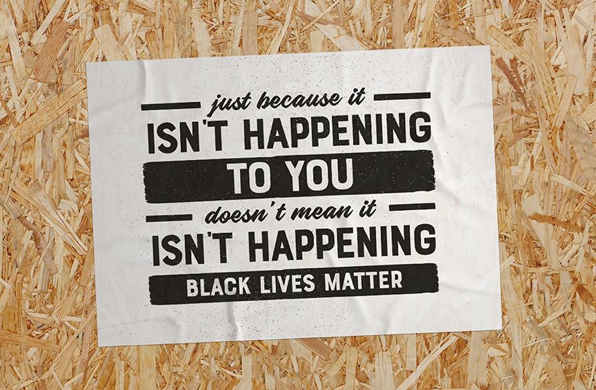 LaHaDesign_BlackLivesMatter_Poster_Empat