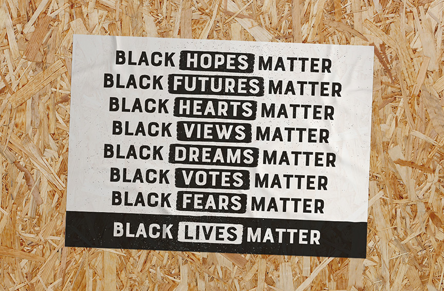 LaHaDesign_BlackLivesMatter_Poster_Black