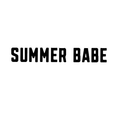 Summer Babe