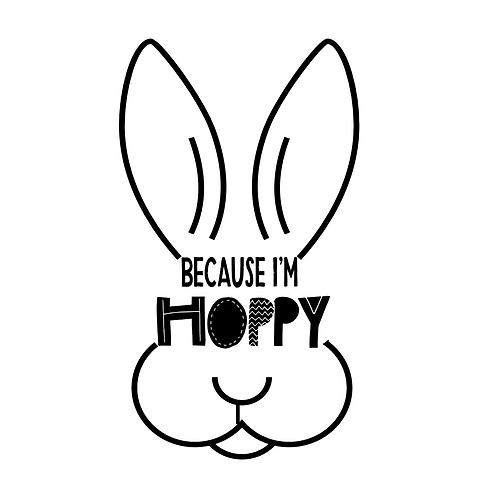 Because I'm Hoppy