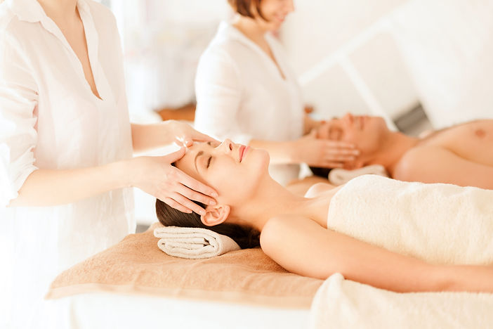 health and beauty, resort and relaxation