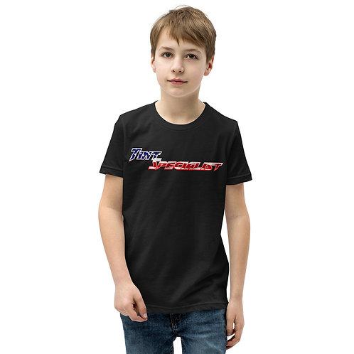 Youth American Flag Short Sleeve T-Shirt