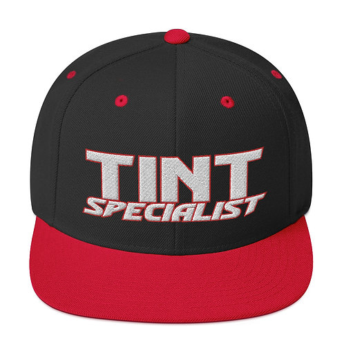 Tint Specialist Classic Yupoong Snapback Hat
