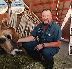 Mark Brandt, Mid Valley Large Animal Service, Turlock Vet