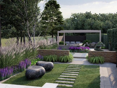 Experience the essence of outdoor living and entertaining in Surrey.