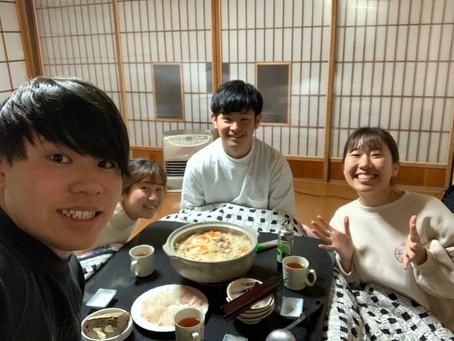 大学生も開田高原に通っています