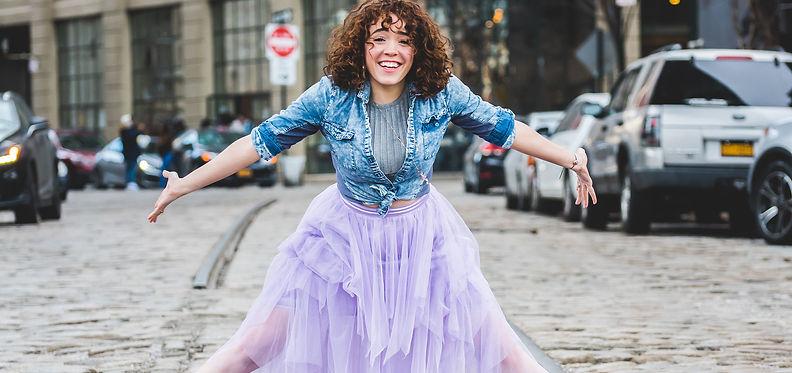 Rebbkah Alson, Equity actress