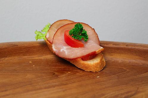 BASIC: Canapée Lachsschinken| Cherrytomate