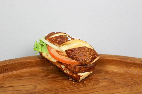 62_PREMIUM: Bayerischer Leberkäs-Miniburger