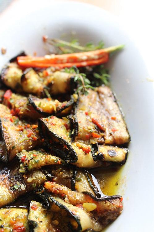 Basic_Gegrillte Zucchinischeiben