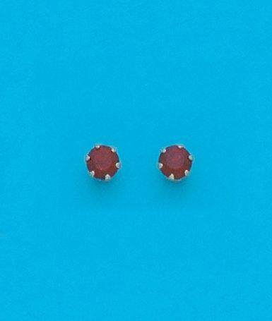 January Stud Earrings