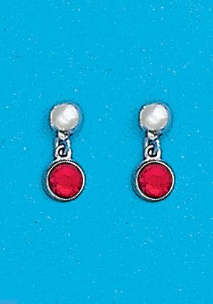 July Dangle Earrings