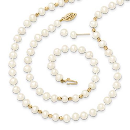 Strand Set Necklace