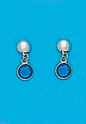 September Dangle Earrings