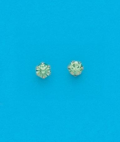 AugustStud Earrings