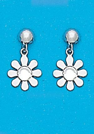April Daisy Dangle Earrings