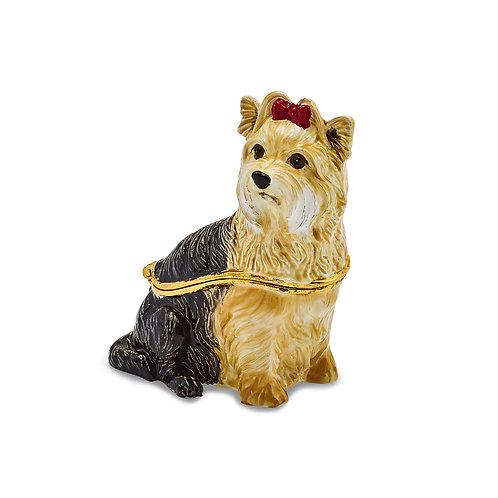 KIMBERLY Yorkshire Terrier Trinket Box
