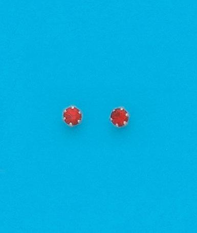 July Stud Earrings