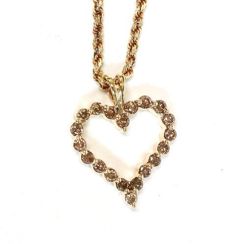 Heart Fashion Pendant