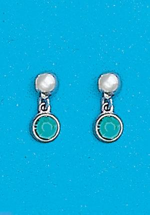 December Dangle Earrings