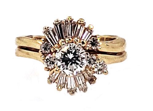 Wedding Set Ring
