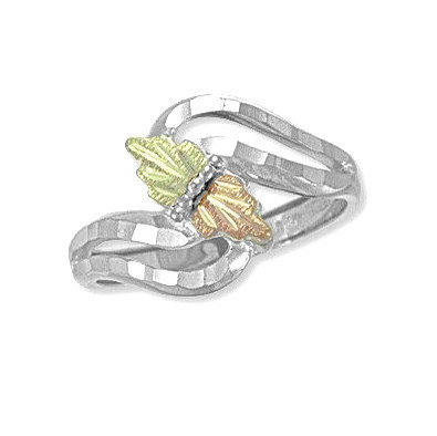 Black Hils Gold Ring