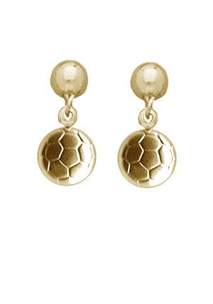 SoccerBall Earrings