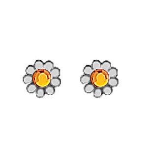 November Daisy Earrings