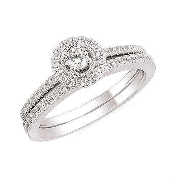 WeddingSet Ring