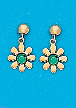 May Daisy Dangle Earrings