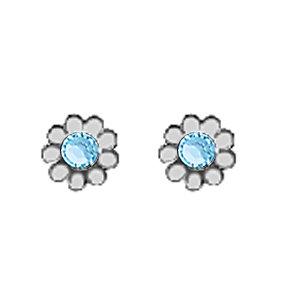 March Daisy Earrings