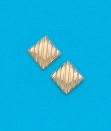 SquareStud Earrings