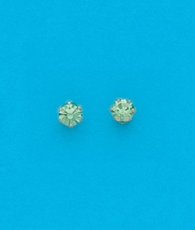 August Stud Earrings