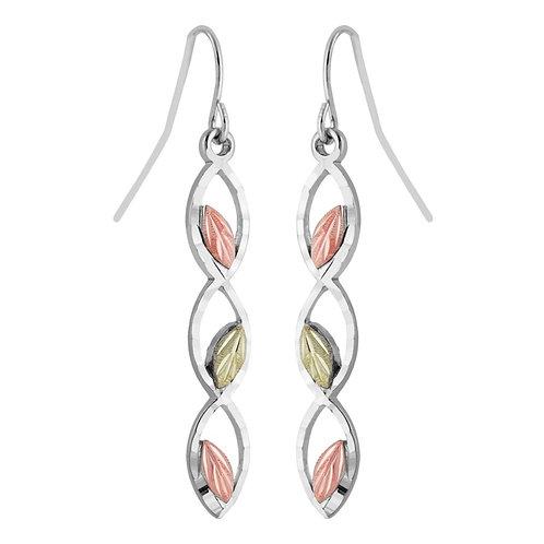 braideddrop Earrings