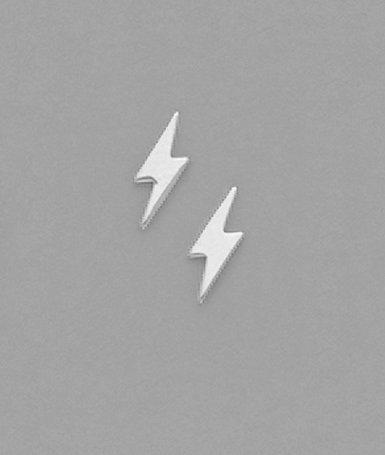 LightningBolt Stud Earrings