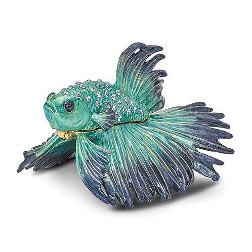 Betta Fish Trinket Box