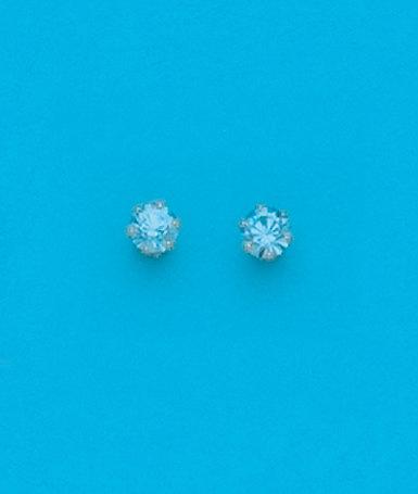March Stud Earrings
