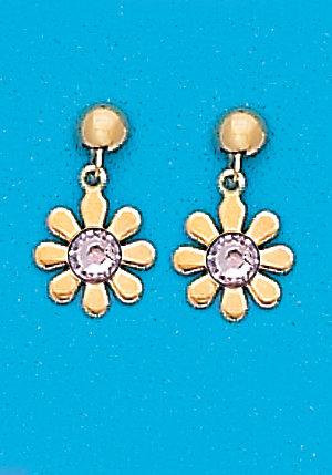 June Daisy Dangle Earrings
