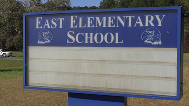 East Elementary hosts walk to inform students and teachers about healthy habits