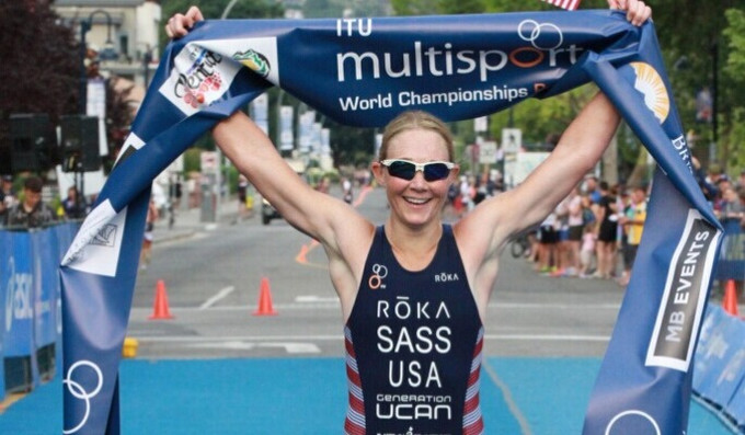 McKenzie's own Kirsten Sass is headed to the 2020 Paralympics