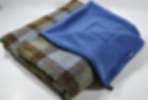 Harris Tweed & Fleece Throw.jpg