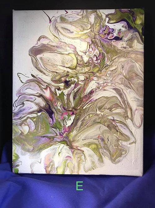 Dutch Pour Canvas 8X10
